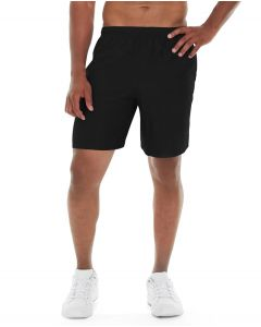 Meteor Workout Short-32-Black