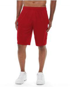 Lono Yoga Short-32-Red