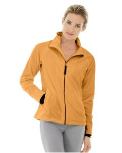 Ingrid Running Jacket-L-Orange