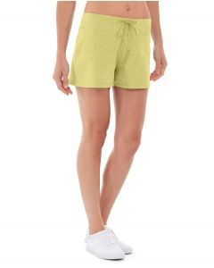 Maxima Drawstring Short-28-Yellow