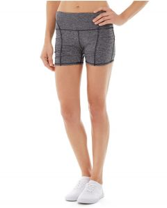 Gwen Drawstring Bike Short