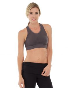 Electra Bra Top-XS-Gray