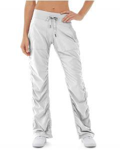 Cora Parachute Pant-28-White